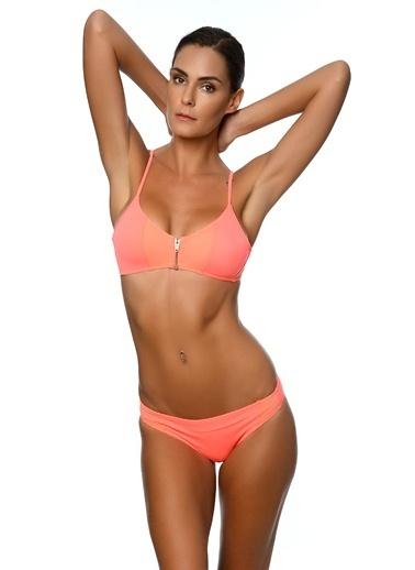 Koton Bikini Üst Mercan
